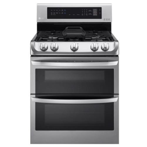 LDG4315ST 6.9 Cu. Ft. Gas Double Oven Range With Probake
