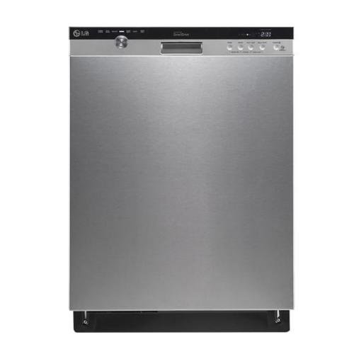 LDS5560ST Semi-integrated Dishwasher With Height-adjustable 3Rd Rack