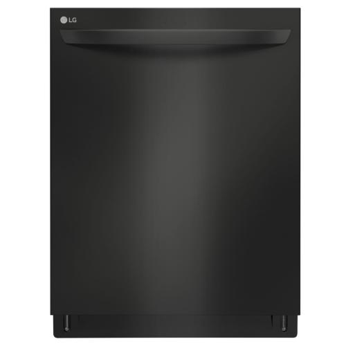 LDT7797BM 24- Inch Top Control Dishwasher