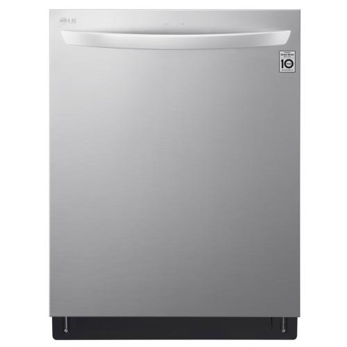 LDT7808ST Top Control Tall Tub Smart Dishwasher