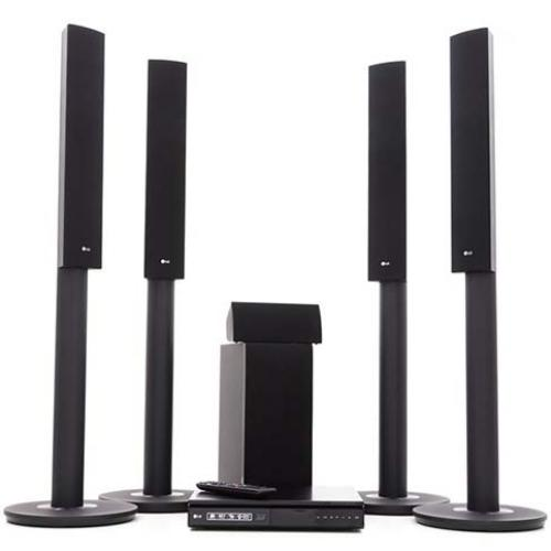 LHB655FB 5.1 Channel Home Theater System