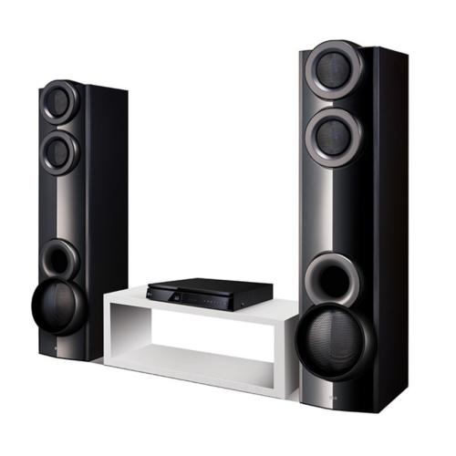 LHB675N 2-Channel 3D Blu-ray Home Theater