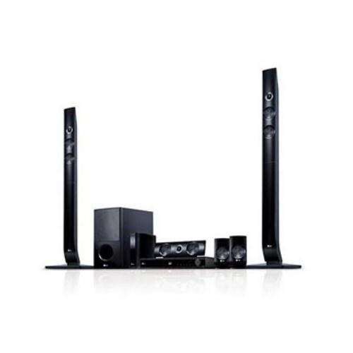 LHB976 3D-capable Blu-ray Disc Home Theater System With Smart Tv And Wireless Speakers