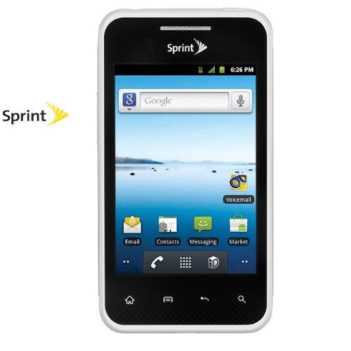 LS696 Sprint Mobile Optimus Elite
