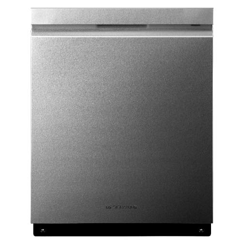 LUDP8996SN Lg Signature Top Control Smart Wi-fi Enabled Dishwasher
