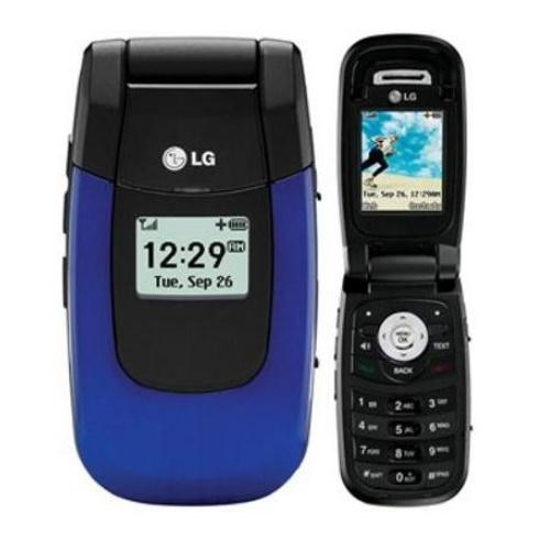 LX150 Mobile Phone With Bluetooth And Dedicated Text-messaging Key