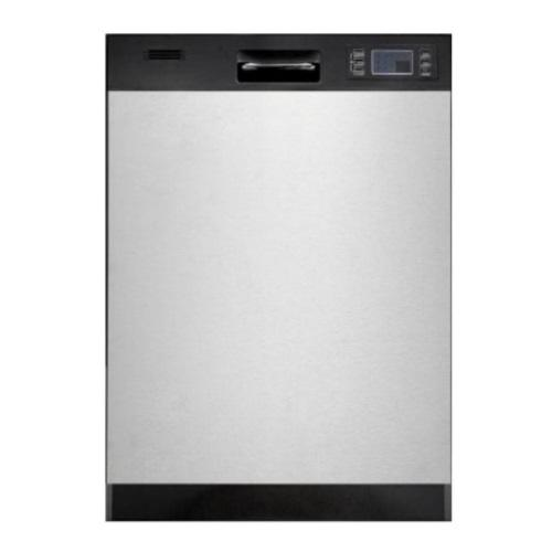 M24DB9373HSS Built-in Dishwasher, Stainless Steel