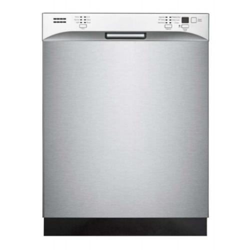 M24DBF6501SS 24Inch Tall Tub Dishwasher, Stainless Steel