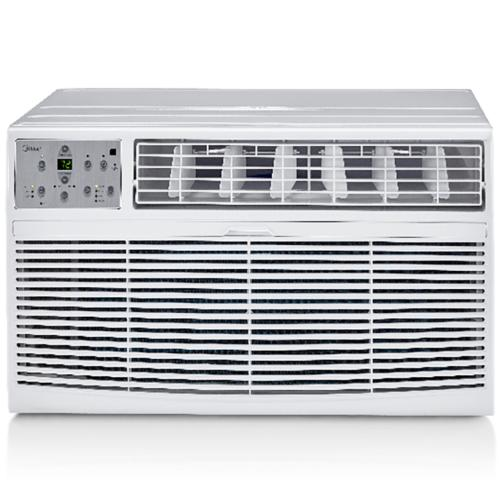 MAT08H1ZWT Midea Through The Wall Air Conditioner With Heat