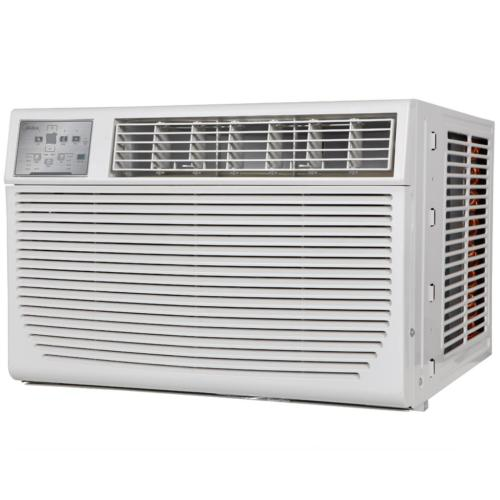MAW25H2ZWT Midea Window Air Conditioner Heat & Cool