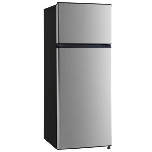 MDFF7SS Vissani 7.1 Cu. Ft. Top Freezer Refrigerator