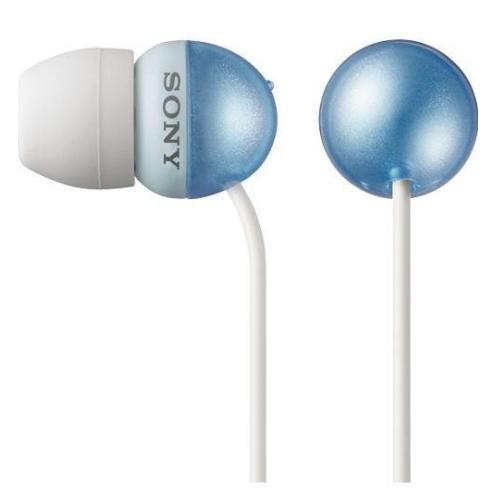 MDREX33LP/BLU Earbud Style Heaphones.
