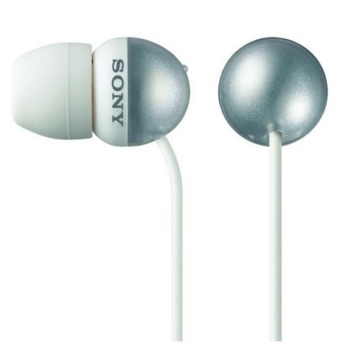 MDREX33LP/SLV Earbud Style Heaphones.