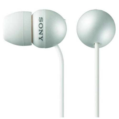 MDREX33LP/WHI Earbud Style Heaphones.