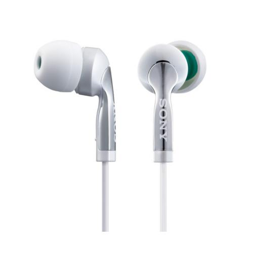 MDREX57LP/WHI Bud-style Headphone