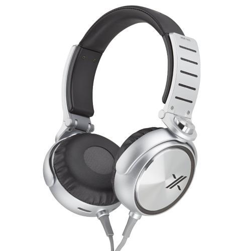 MDRX05/BS X05 Series Headphones; Black/silver