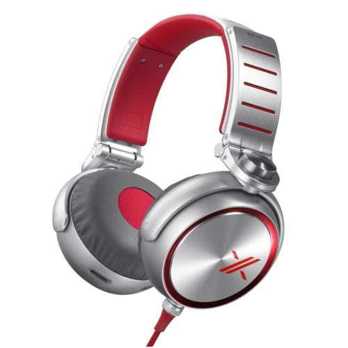 MDRX10/RED Stereo Headphones