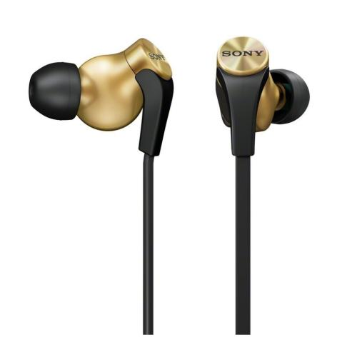 MDRXB60EX/GLD Stereo Headphones (Gold)