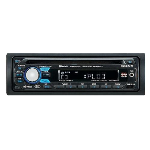 MEXBT2600 Bluetooth Audio System