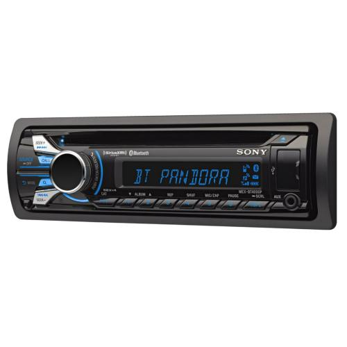 MEXBT4000P Bluetooth Audio System