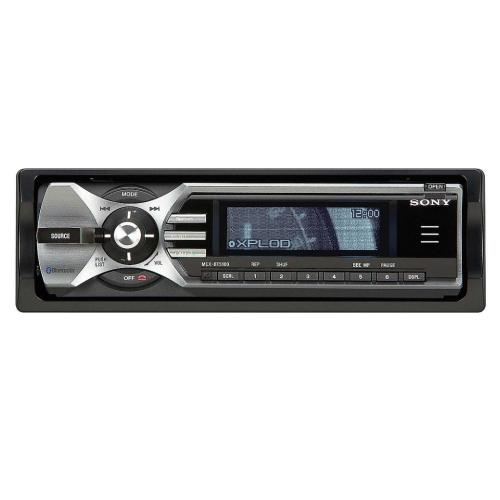 MEXBT5100 Bluetooth Audio System