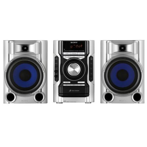 MHCEC55 Mini Hi-fi Component System