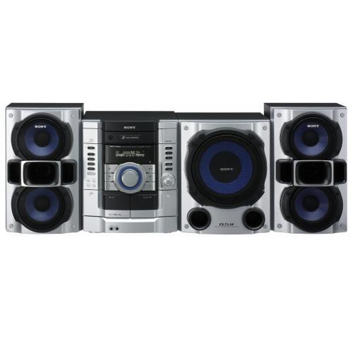 MHCGX570XM Xm Ready Mini Hi-fi Component System
