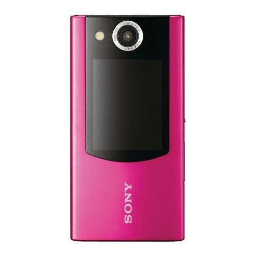 MHSFS2/P Bloggie Duo Hd Camera; Pink