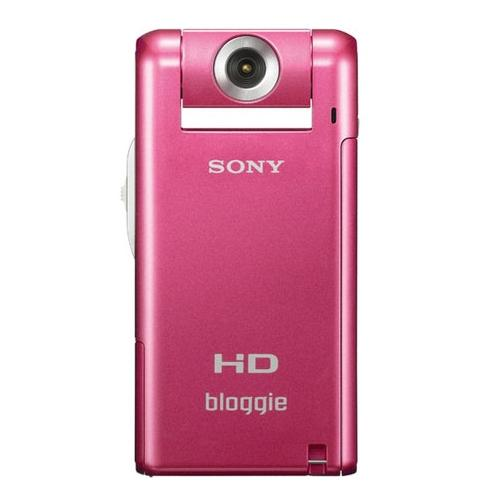 MHSPM5/P High Definition Mp4 Bloggie Camera; Pink