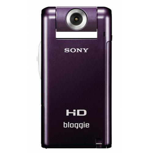 MHSPM5/V High Definition Mp4 Bloggie Camera; Violet