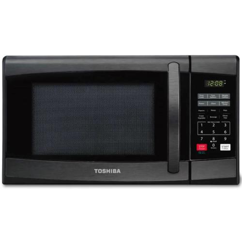 ML2EM25PABS Toshiba 0.9-Cu Ft Countertop Microwave Oven