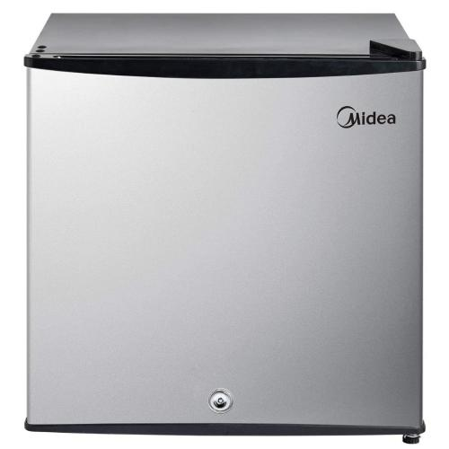 MRU01M3ASL Midea 1.1 Cu. Ft Single Door Freezer