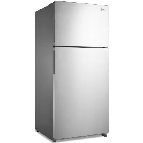 MT18DDSCR1RCM Midea 18 Cu. Ft. Top-freezer Refrigerator