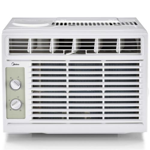 MW05DMWBA1RCM Midea Window Air Conditioner