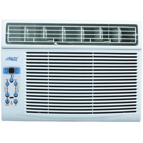 MWDUK10CRBCJ9 10,000 Btu 115V Window Air Conditioner
