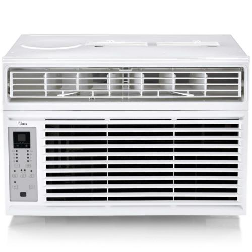 MWW060CR1A 6,000 Btu Window A/c Full Range Air Direction