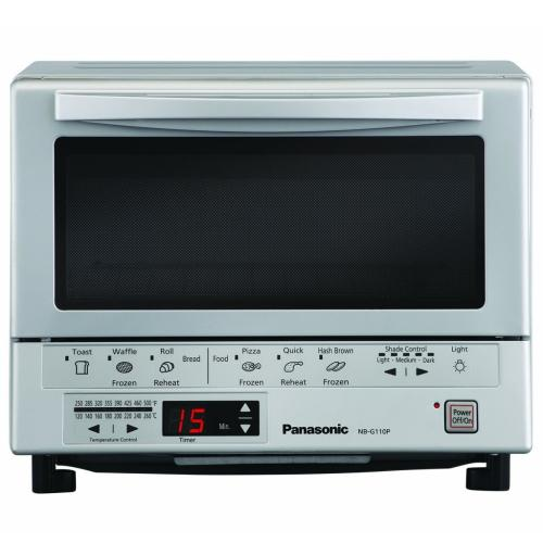 NBG110P Flashxpress Toaster Oven With Double Infrared Heat