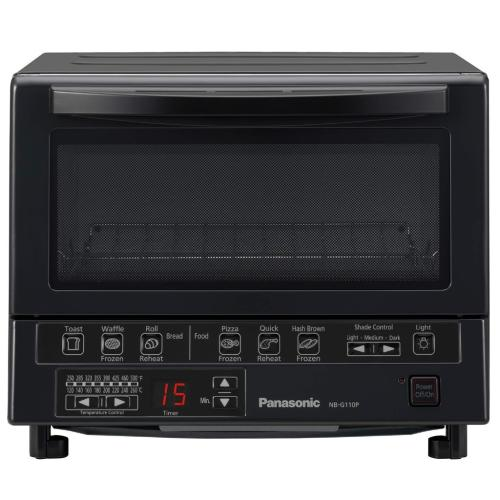 NBG110PK Flashxpress Toaster Oven With Double Infrared Heat