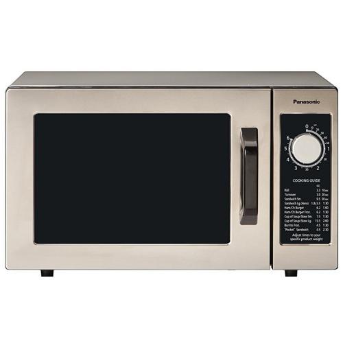 NE1025F 1000 Watt Commercial Microwave Oven