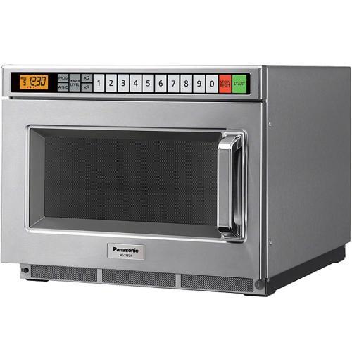 NE21521 2100 Watt Compact Commercial Microwave