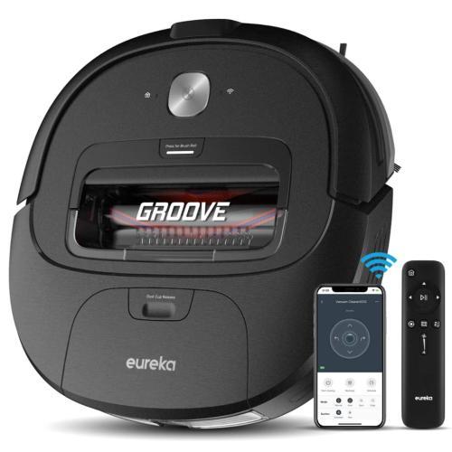 NER300 Eureka Groove Robot Vacuum Cleaner