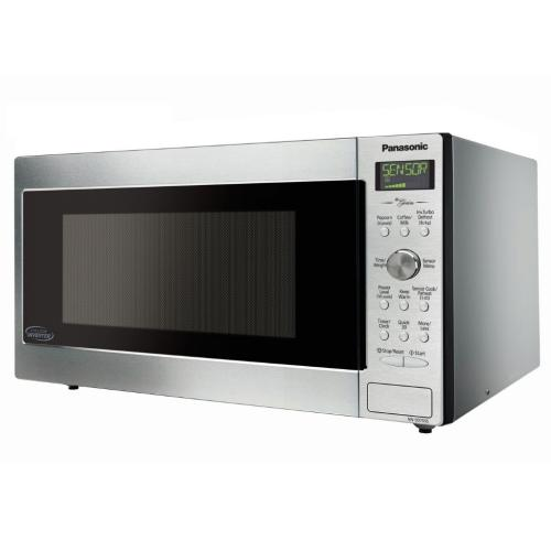 NNSD755S 1.6 Cu. Ft. Countertop Microwave With Inverter Technology
