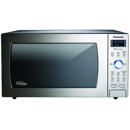 NNSD775S 1.6 Cu. Ft. Countertop Microwave With Inverter Technology