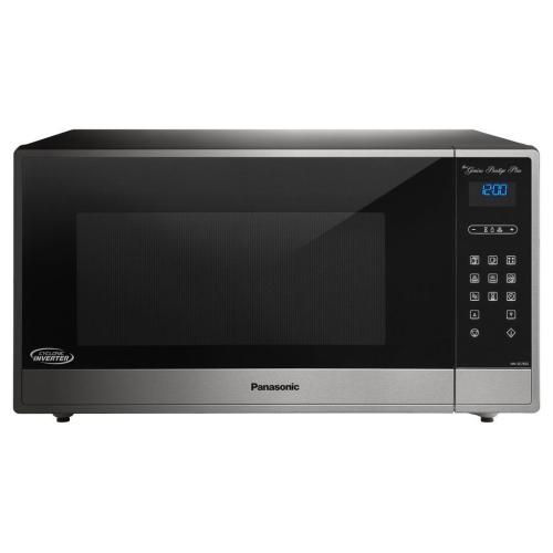NNSE785S 1.6 Cu. Ft. Countertop Microwave With Inverter Technology