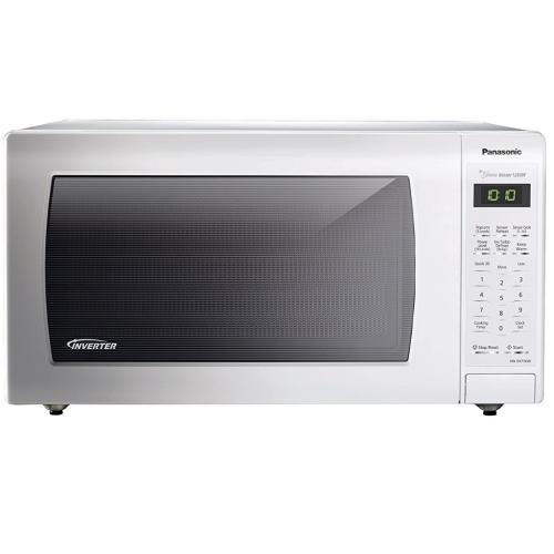 NNSN736W 1.6 Cu. Ft. Genius Sensor Countertop Microwave Ove