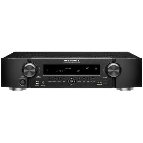 NR1602 Home Theater Receiver With 3D-ready Hdmi Switching And Apple Airplay