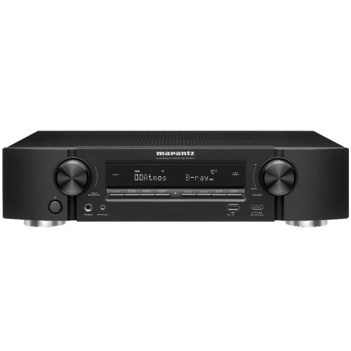 NR1607 7.2-Channel Slimline Home Theater Receiver With Wi-fi, Bluetooth, Apple Airplay, And Dolby Atmos (2016 Model)