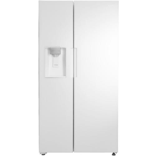 NSRSS26WH0 Insignia Refrigerator Side By Side