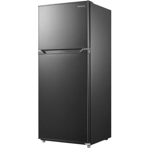 NSRTM10BK8 Insignia 9.9 Cu. Ft. Top-freezer Refrigerator