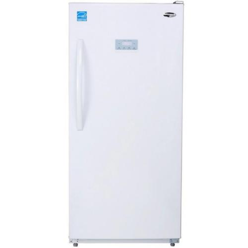 PFV1375MW 13.8 Cu. Ft. White Upright Freezer